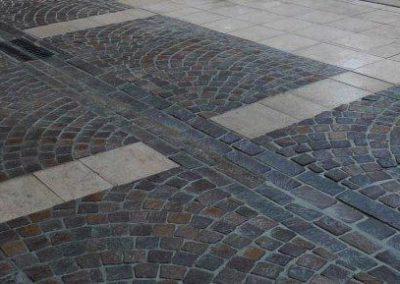 Pavés en granit - Castres (81)