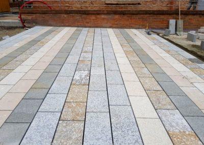 Dalles granit, gneiss, grès et calcaire - Montauban (82)